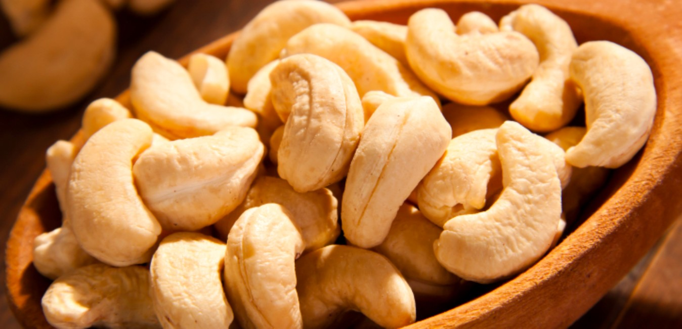 Cashews Fat Content 67